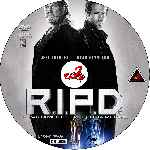 miniatura R I P D Departamento De Policia Mortal Custom Por Corsariogris cover cd