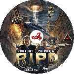 miniatura R I P D Departamento De Policia Mortal Custom V02 Por Corsariogris cover cd