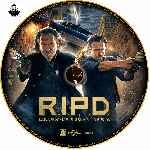 miniatura R I P D Departamento De Policia Mortal Custom V03 Por Jsesma cover cd