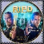 miniatura R I P D Departamento De Policia Mortal Custom V04 Por Vistahermosa2270 cover cd