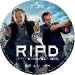 miniatura R I P D Departamento De Policia Mortal Custom V05 Por Darioarg cover cd