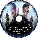 miniatura R I P D Departamento De Policia Mortal Custom V06 Por Victortecnis1 cover cd