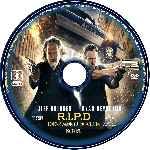 miniatura R I P D Departamento De Policia Mortal Custom V07 Por Victortecnis1 cover cd