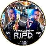 miniatura R I P D Policia Del Mas Alla Custom Por Chaladuras cover cd