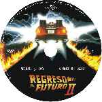 miniatura Regreso Al Futuro Ii Custom Por Arhuk cover cd