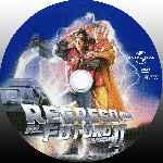 miniatura Regreso Al Futuro Ii Custom V3 Por Trimol cover cd