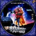 miniatura Regreso Al Futuro Ii Custom V4 Por Pakokoko cover cd