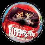 miniatura Robby & Toby Y El Viaje Fantastico Custom Por Moviebright cover cd