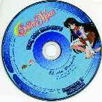 miniatura Sailor Moon Talk Box Mercury Volumen 02 Disco 04 Region 1 4 Por Tobenu cover cd