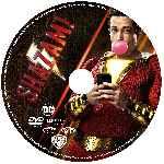 miniatura Shazam Custom Por Kal Noc cover cd
