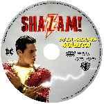 miniatura Shazam Custom V3 Por Kal Noc cover cd