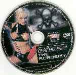 miniatura Silvia Saint The Academy Por Silke cover cd
