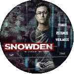 miniatura Snowden Custom V3 Por Alfix0 cover cd