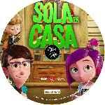 miniatura Sola En Casa Custom Por Putho cover cd