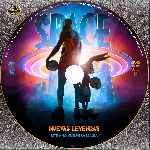 miniatura Space Jam Nuevas Leyendas Custom V2 Por Camarlengo666 cover cd