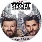 miniatura Special Correspondents Custom Por Mrandrewpalace cover cd