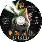 miniatura Species Especie Mortal Custom Por Samurai0808 cover cd