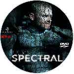miniatura Spectral Custom V2 Por Mrandrewpalace cover cd