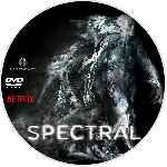 miniatura Spectral Custom V4 Por Mrandrewpalace cover cd