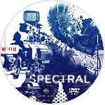 miniatura Spectral Custom V5 Por Mrandrewpalace cover cd