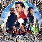 miniatura Spider Man Lejos De Casa Custom V2 Por Camarlengo666 cover cd