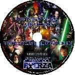 miniatura Star Wars Trilogia I Ii Iii Custom Por Presley2 cover cd