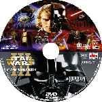 miniatura Star Wars Trilogia Iv V Vi Custom Por Papepi cover cd
