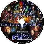 miniatura Star Wars Trilogia Iv V Vi Custom V2 Por Presley2 cover cd