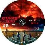 miniatura Stranger Things Temporada 02 Custom Por Putho cover cd