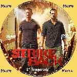 miniatura Strike Back Temporada 02 Custom V2 Por Menta cover cd