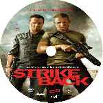 miniatura Strike Back Temporada 03 Disco 01 Custom Por Vigilantenocturno cover cd