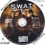 miniatura Swat Los Hombres De Harrelson 2003 Por El Verderol cover cd