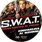 miniatura Swat Lucha Contra El Fuego Custom V2 Por Tiago25 cover cd