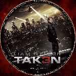 miniatura Taken 3 Custom Por Ferozbbb cover cd