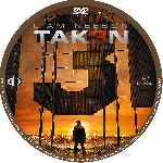 miniatura Taken 3 Custom V2 Por Azzaragalana cover cd