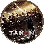 miniatura Taken 3 Custom V3 Por Azzaragalana cover cd