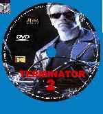 miniatura Terminator 2 El Juicio Final Custom Por Agustin cover cd