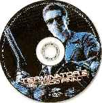 miniatura Terminator 2 El Juicio Final Region 4 V2 Por Darimax cover cd