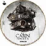 miniatura The Cabin In The Woods Custom V2 Por Jsesma cover cd