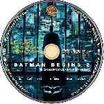 miniatura The Dark Knight El Caballero Oscuro Custom V02 Por Barceloneta cover cd