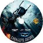 miniatura The Dark Knight El Caballero Oscuro Custom V04 Por Sonythomy cover cd
