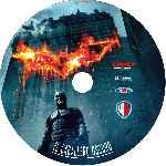 miniatura The Dark Knight El Caballero Oscuro Custom V05 Por Sonythomy cover cd