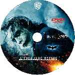miniatura The Dark Knight El Caballero Oscuro Custom V07 Por Sonythomy cover cd