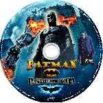 miniatura The Dark Knight El Caballero Oscuro Custom V13 Por Anade cover cd