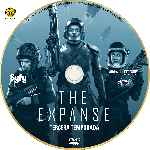 miniatura The Expanse Temporada 03 Custom Por Chechelin cover cd