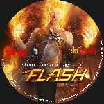miniatura The Flash 2014 Temporada 01 Disco 04 Custom Por Analfabetix cover cd