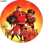 miniatura The Incredibles Custom Por Djtequila cover cd