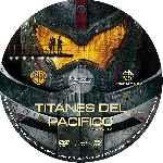 miniatura Titanes Del Pacifico Custom V7 Por Darioarg cover cd