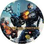miniatura Titanes Del Pacifico La Insurreccion Custom Por Putho cover cd