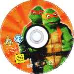 miniatura Tortugas Ninja 3 Por Malevaje cover cd